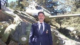 Efsane tankın şoförü yılın fotoğrafları oylamasına katıldı