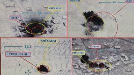 Suriye El Bab'da 7 terörist öldürüldü
