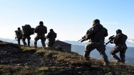 Emniyet ve MİT'ten ortak operasyon  3 terörist teslim oldu