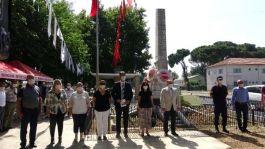 Erbeyli Şehitleri 101'inci yılında törenle anıldı