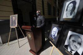 Ermenilerin  43 yıl önce Madrid'deki saldırısında Şehit edilenler anıldı