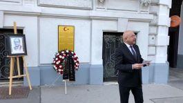 Ermeni teröristlerce şehit edilen Büyükelçi anıldı
