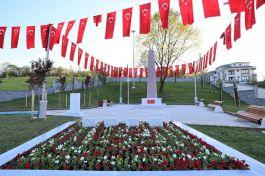 Ermenilerin Şehit ettiği aileye Şehitlik ve anıt inşa edildi