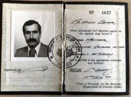 Ermenilerin Şehit ettiği Polisimizin kimliği ailesine teslim edildi