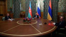 Ermenistan ve Azerbaycan Ateşkeste anlaştı