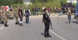 Erzincan da Askerimize Eyp'li tuzak 1 Asker yaralandı