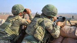 Eylem yapacak teröristler SİHA ile Öldürüldüler
