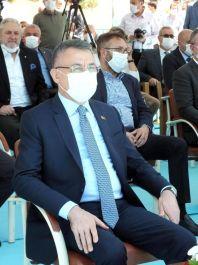 Fuat Oktay: Libya'da tarih yazıyoruz dedi