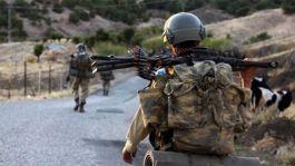 Gabar kırsalında üç terörist öldürüldü