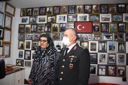 Şehit ailesi oğlunun anısını Odasında yaşatıyor