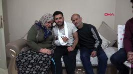 Gazi Asker idlib'e arkadaşlarının yanına dönmek istiyor