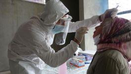 Gazi Asker koronavirüsle mücadelede ön safta yer alıyor