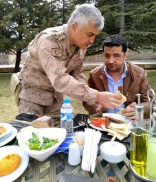 Gazi Askerden komutana duygulu mektup