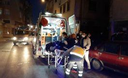Gazi kavgayı ayırmaya çalıştı bıçaklandı vefat etti