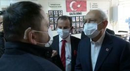Gazi Kılıçdaroğlu'na Devlet işitme cihazı için bin TL veriyor dedi(Video)