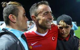 Gazi Osman Çakmak ın adı stada verildi