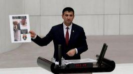 Gazilerin Hakları ile ilgili Milletvekili mecliste konuşma yaptı