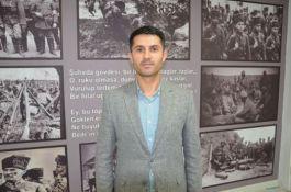 Gazilik maaşını Milli Dayanışma Kampanyasına bağışladı
