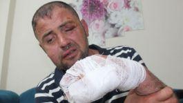 Gaziyi dövenlerin cezası belli oldu