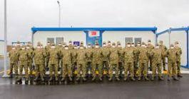 Gözetim Merkezinde görev yapacak Türk askerleri Azerbaycan'da