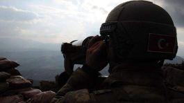 Habur Sınır Kapısında 1 Terörist Teslim oldu