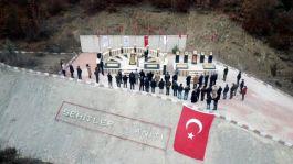 Hain saldırının 11. yılında 7 Şehit törenle anıldı(Video)