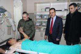 Hakkari'de 3 Özel Harekat Polisimiz kazada yaralandı
