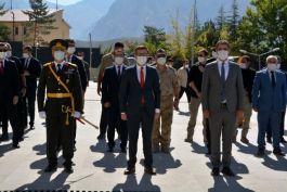 Hakkari'de 30 Ağustos Zafer Bayramı kutlandı