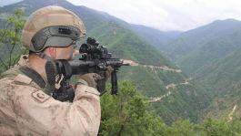Hakkari'de operasyon: 7 terörist öldürüldü