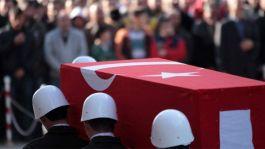 Hakkari'den acı haber 1 Asker Şehit oldu