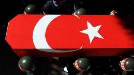 Hakkari'den acı Haber 1 Askerimiz Şehit oldu