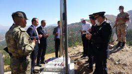 Hakkâri'de 7 Şehit İçin anıt mezar yapıldı(Video)