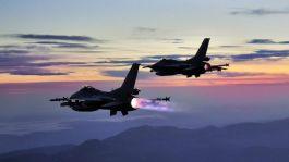 Hava Harekatı 4 Terörist Öldürüldü