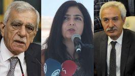 HDP'li 3 Belediye Başkanı Görevden Alındı
