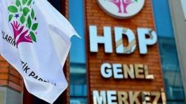 HDP'yi yeniden kapatma davası açıldı