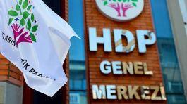Hdp'nin kapatılmasına yönelik iddianame kabul edildi