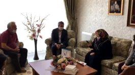 İçişleri Bakanı Soylu şehit annesiyle telefonda görüştü