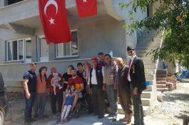 Suriye İdlib Gazisi 7 ay sonra baba ocağına döndü