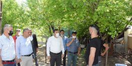 İl Müdürü Polat'tan Şehit ailelerine ziyaret