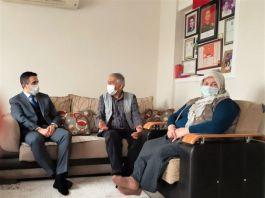 İl Müdürü Şehit aileleri ile Gazilerin sorun ve taleplerini dinledi