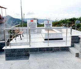İl Özel İdaresi Şehit mezarlarını onarıyor