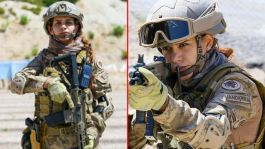 İlk kadın Jandarma Komando Astsubay Çavuş görev bekliyor