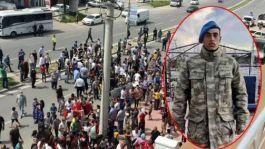 İntihar eden Asker Şehit sayılsın eylemi yapıyorlar