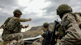 Irak kuzeyinde 11 terörist daha öldürüldü