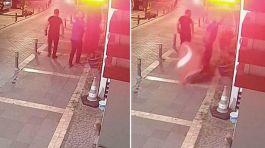 İş yerinde asılı Türk Bayrağı'nı çekip yere attı, Operasyonla yakalandı(Video)