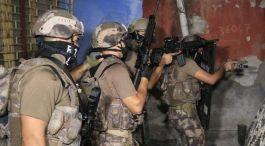 IŞİD'in uyuyan hücresine operasyon