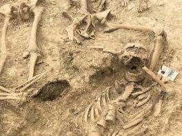 İstanbul'da 108 Yıl Sonra 30 Şehidin Toplu Mezarına Ulaşıldı