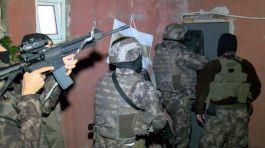 İstanbul'da 14 ilçede IŞİD operasyonu çok sayıda Gözaltılar var