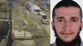 İstanbul'da Askeri taburu gözetleyen terörist yakalandı(Video)