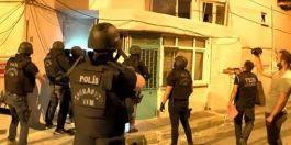 Istanbul'da Pkk operasyon 7 şüpheli gözaltına alındı